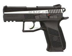 CZ 75 P-07 Duty Blow Back Dual Tone 4,5 mm