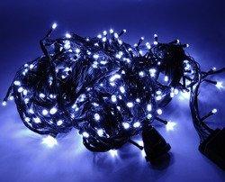 Lampki choinkowe LED 500 białe ZK Ł
