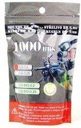 Kulki ASG BB 0,20g 1000 szt. Premium Bio Krakman