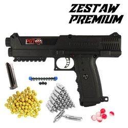 Pistolet na kule gumowe PG7 TiPX PREMIUM