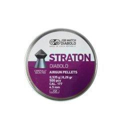 Śrut diabolo JSB Straton 4,5mm 500 szt.