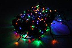 Lampki choinkowe LED 500 multi ZK Ł
