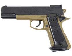 Pistolet ASG Cybergun Colt Mk. IV