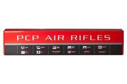 Wiatrówka AirMaster Puncher PCP Synthetic 4,5 mm