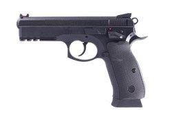 Zestaw Pistolet CZ 75 P-01 Shadow 4,5 mm