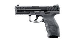 Zestaw Pistolet H&K VP9 4.5 mm BB CO2
