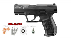 Zestaw Pistolet Walther CP99 4,5 mm